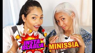 Minissia, nous raconte tout sur sa rupture avec T2R 💗 (Instablabla Laesha ✌)