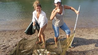 Рыбалка на Фидер - Ловля Леща Летом | Сакмара.