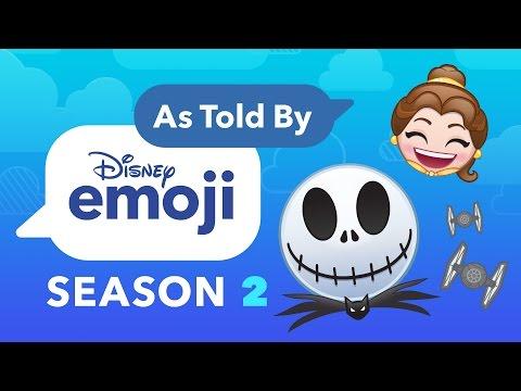 As Told By Emoji Compilation: Season 2 | Disney