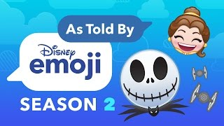 as told by emoji compilation season 2 disney