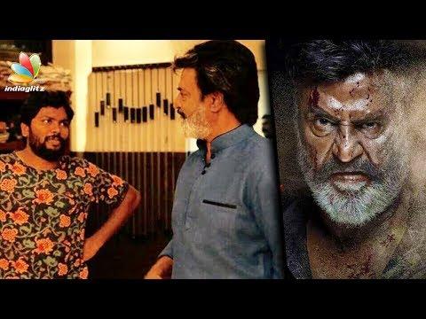 Superstar Rajinikanth's Second Look In Kaala REVEALED! | Pa Ranjith Movie Shooting Spot Latest