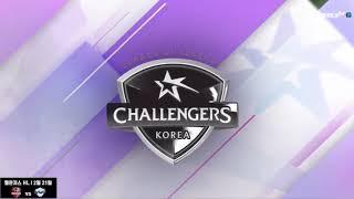 WNS vs MVP Highlights Xenics Challengers Korea Spring 2019 W4D2 Team Winners vs MVP