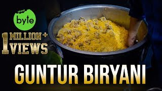 Muslim Mutton Biryani For 80 People | Street Byte | Indian Street Food | Best Biryani