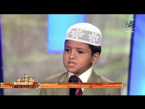 Promising Generation, Program by student of islamic international school mumbai, IIS Mumbai, part 4