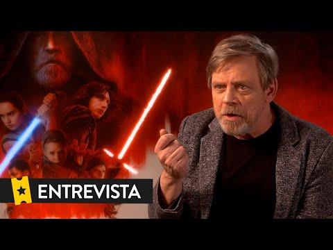 Entrevista a Mark Hamill 'Star Wars: Los últimos Jedi'  SensaCine