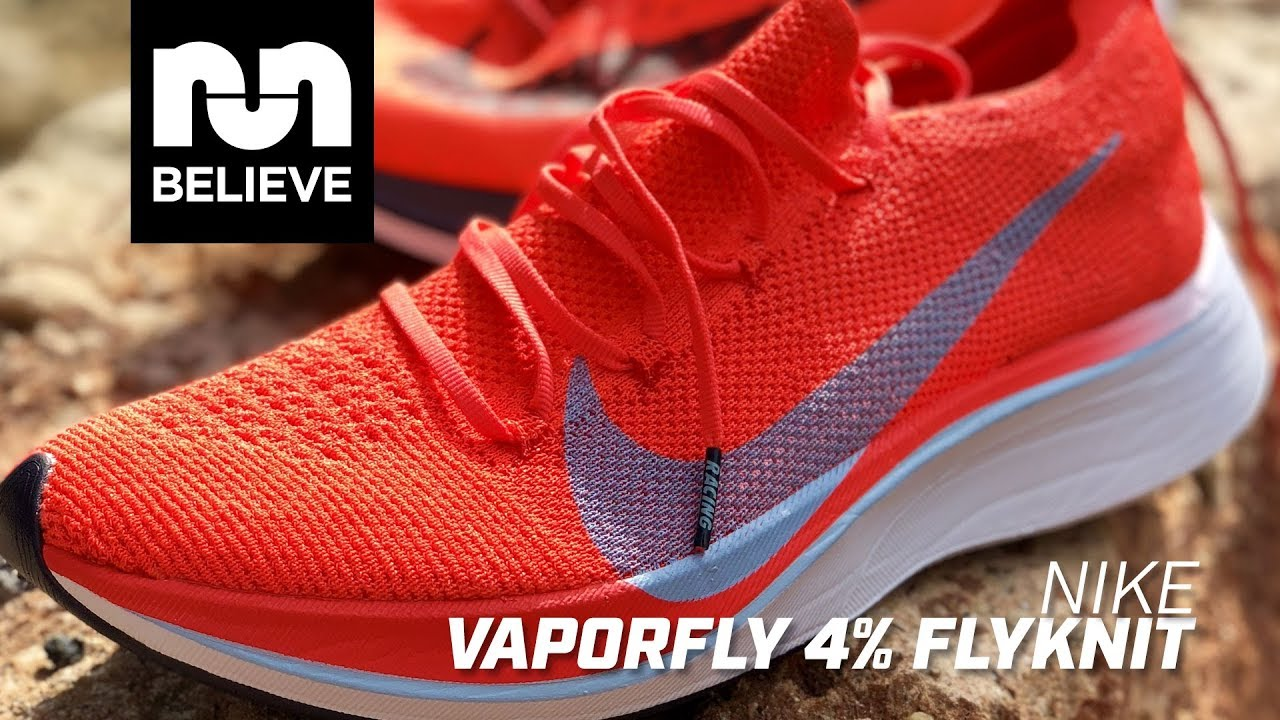 Nike Vaporfly 4% Flyknit – First Impression