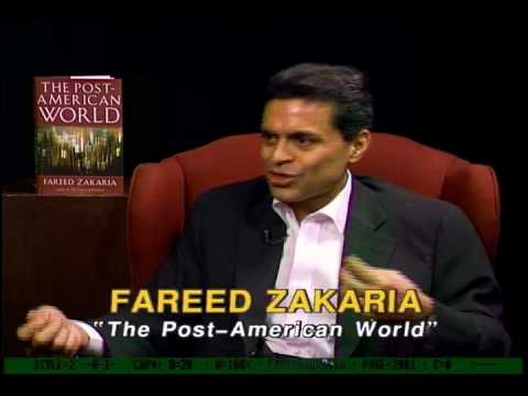 Fareed Zakaria - The Post-American World - Part 1