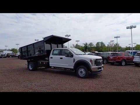 2019 Ford Super Duty F-550 DRW Baltimore, Wilmington, White Marsh, Rosedale, MD K1227F