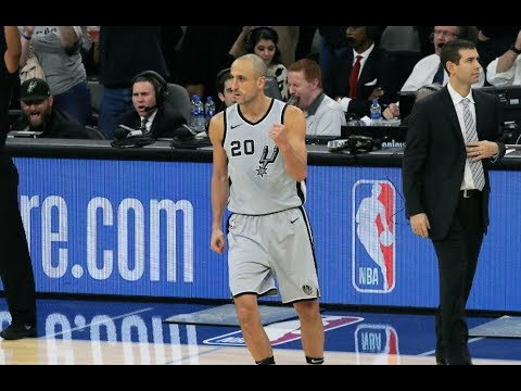 Manu Ginobili, Victor Oladipo, and the Best Plays From Friday Night | December 8, 2017
