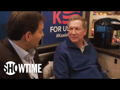 Kasich Compares His 1st & 2nd Presidential Campaigns to The Beatles | THE CIRCUS | SHOWTIME
