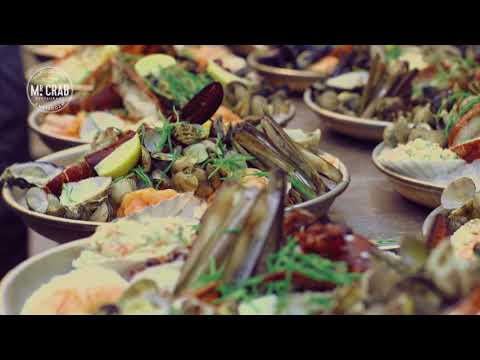 Mr.Crab Seafood Grill Amsterdam🦀
