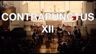 Contrapunctus XII, J.S. Bach (Ed. Erik Saras)