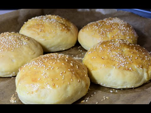 Gluten Free Burger Buns ��. Very Tasty and So Soft.