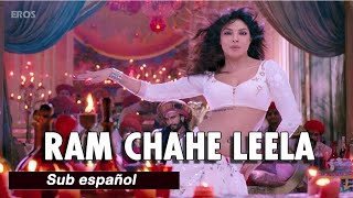 Gambar cover Ram chahe Leela (Sub español) | Bhoomi Trivedi | Goliyon ki raasleela ram-leela