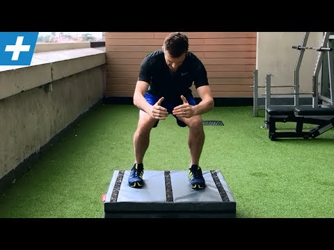 ACL Surgery Rehab Pt 2: How to box jump and rotate | Feat. Tim Keeley | No.98 | Physio REHAB
