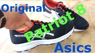 Кроссовки ASICS PATRIOT 8 T619N 9091 Кроссовки Sneakers Гродно Беларусь