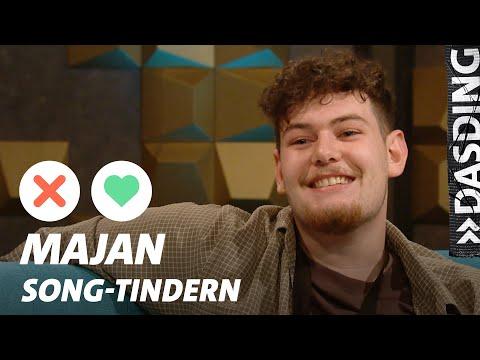 "Song-Tindern: MAJAN – ""Mari? Ah Ja! DU Warst Schwierig!"" | DASDING Interview"