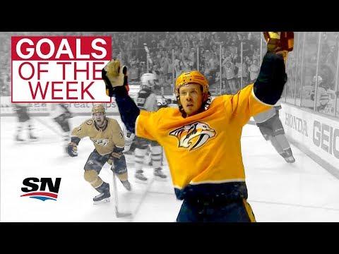 NHL Goals of the Week: Ryan Johansen is filthy