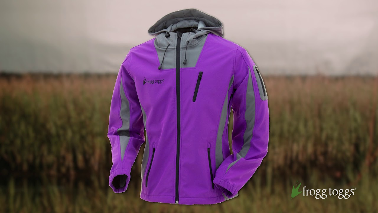 96fe756593c79 Frogg Toggs Willow Creek Jacket - YouTube