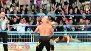 Boogie Knights vs Goldberg