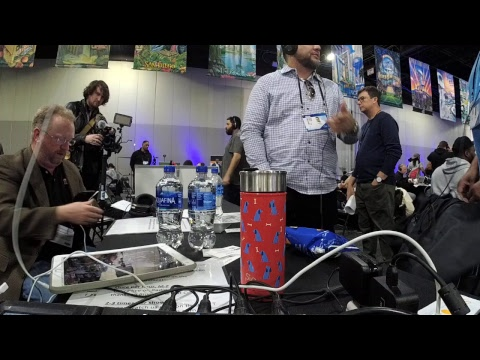 LIVE From Radio Row At Super Bowl LIII
