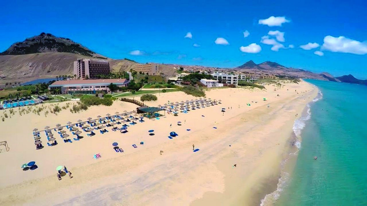 Top10 Recommended Hotels in Porto Santo, Madeira Islands, Portugal - YouTube