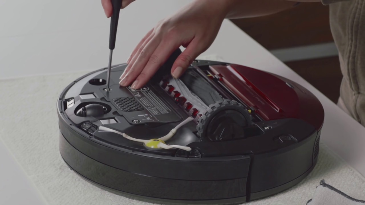 Roomba 980 Battery Removal And Installation Youtube
