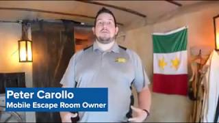 Alamo Escape Mobile Escape Room Debuts in San Antonio