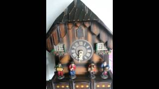German Cuckoo Clock And Ebay
