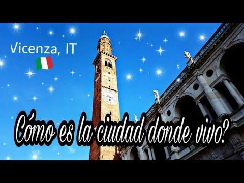 Vicenza Italia As� es la ciudad donde vivo!
