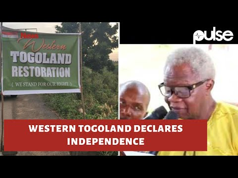 Western Togoland declares INDEPENDENCE from Ghana NOW!