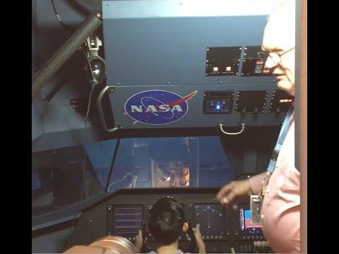 NASA Ames Research Center Trip 2017 (NASA Ames Research Center Private Tour)