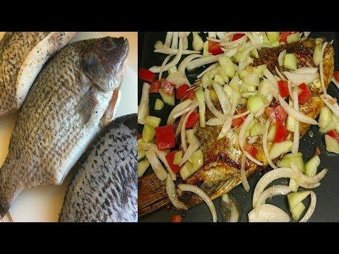 Recette de cuisine marinade poisson braise how to m doovi - Comment faire du poulet grille ...