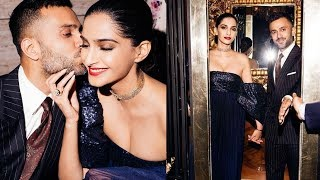 Inside unseen moments of grand After-Wedding party of Sonam Kapoor and Anand Ahuja 😍