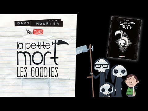 La petite Mort - Les goodies