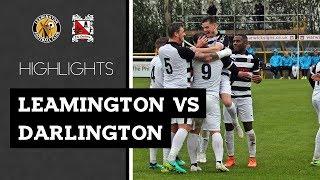 Leamington 2-2 Darlington - Vanarama National League North - 2018/19