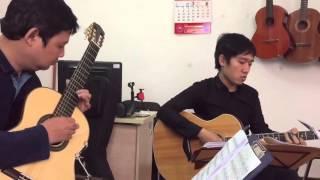 Một mình - Nhạc sĩ Thanh Tùng - Phong Guitar ft Phong Bống