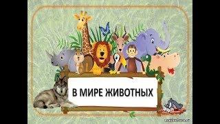 """Игра на пианино  """"В мире животных """"."""