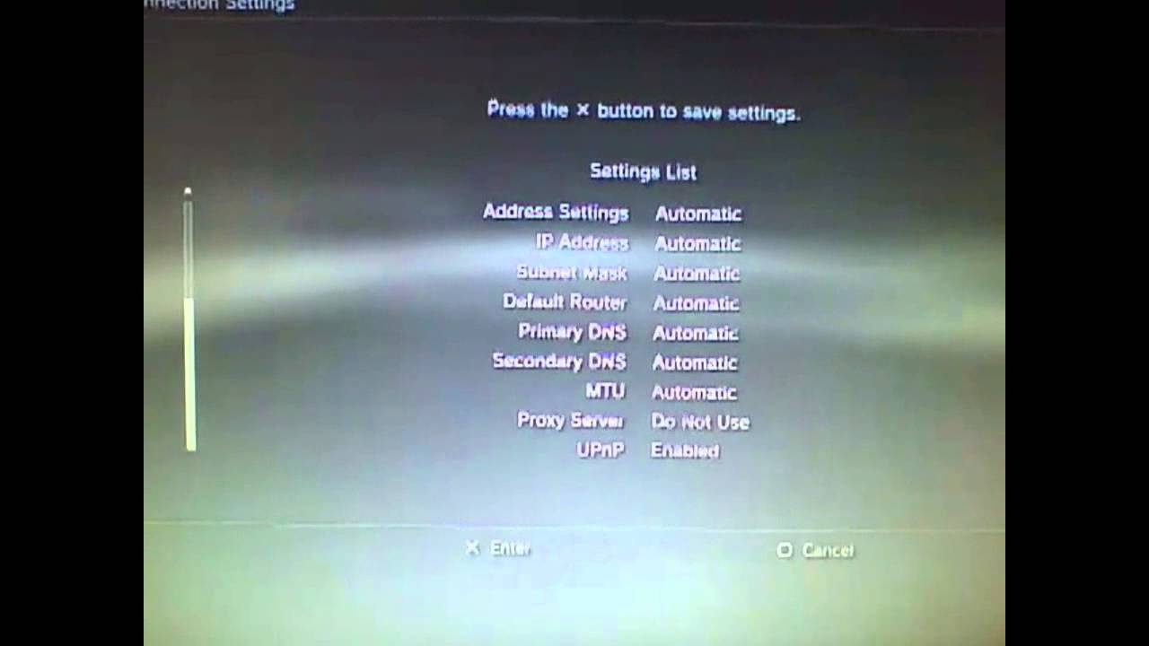 How To Fix Ps3 DNS ERROR - YouTube
