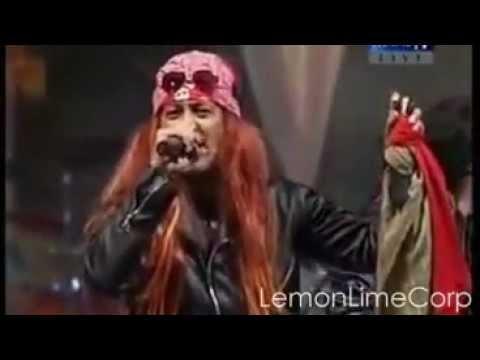 MEGALOMAN (Sweet Child o' Mine parody) - OVJ BAND