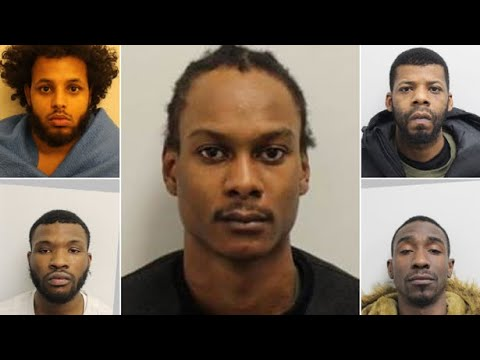 Five London Men Caught With Loaded Firearms Jailed For 35 Years
