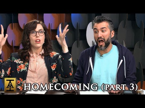 """Homecoming, Part 3 - S1 E11 - Acquisitions Inc: The """"C"""" Team"""