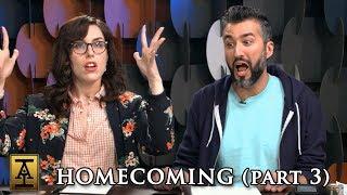 "Zapętlaj Homecoming, Part 3 - S1 E11 - Acquisitions Inc: The ""C"" Team | pennyarcadeTV"