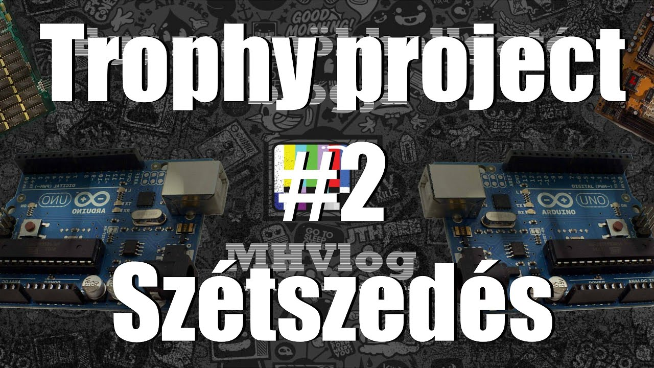 the trophy project The ill-fated trophy project was in trouble right from the start reichart, who had been an assistant project manager, was involved with the project from.
