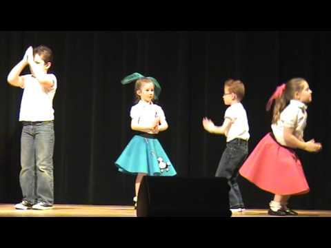 Grease We Go Together Grandview Talent Show 2013
