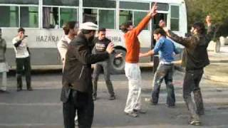 hazara university telecom pioneers dance in damn-e-koh