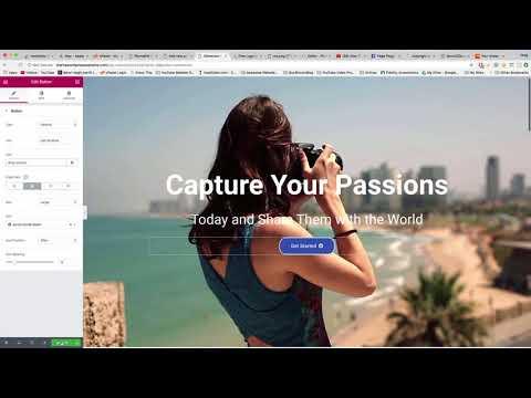 Setup Anchor Links in Elementor - #29 - YouTube
