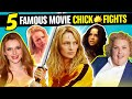 Bella Thorne & The Cast Of Chick Fight React To Top 5 Chick Fights In Movies (Kill Bill, Mean Girls)