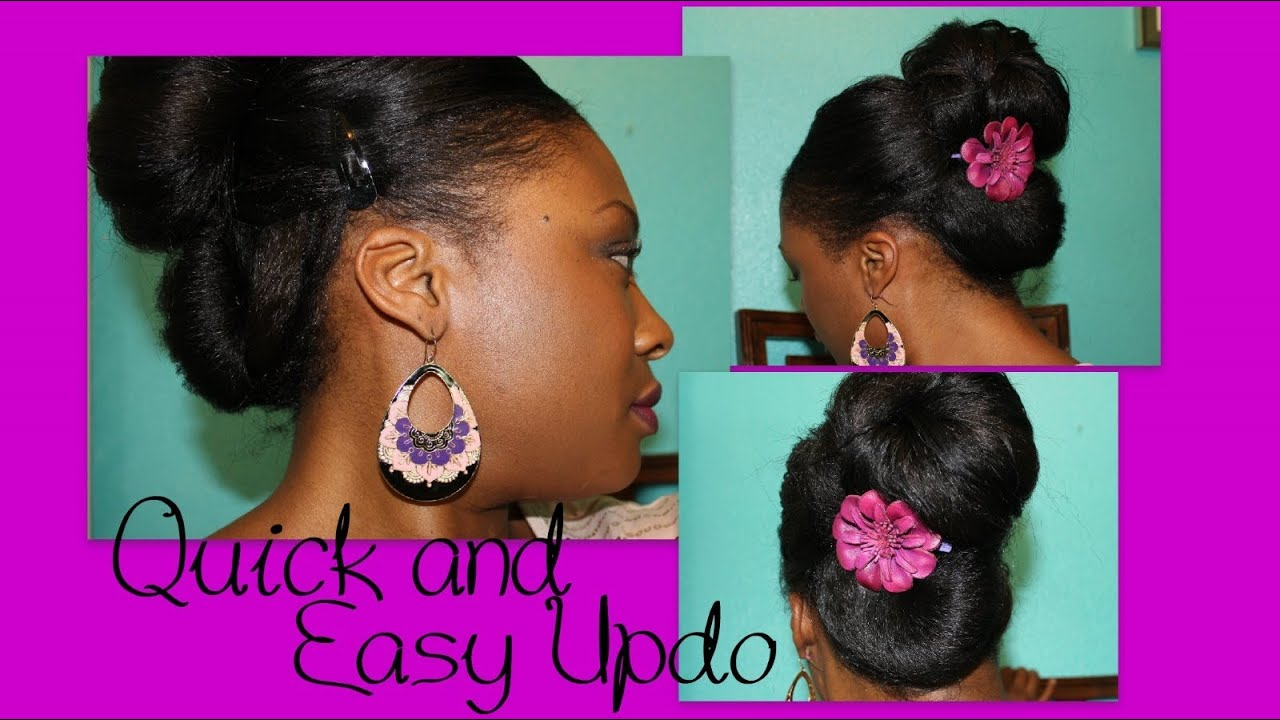Quick And Easy Updo Using Prota Hair Clip On Extensions Youtube