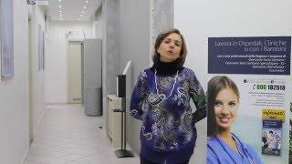 Testimonianza Loredana De Palma allieva OSS